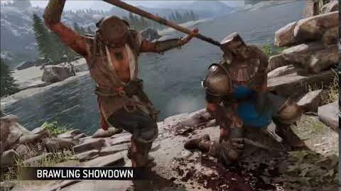 Brawling Showdown
