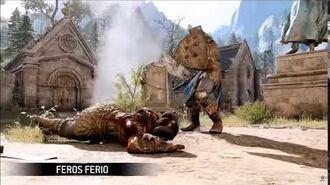 Feros Ferio