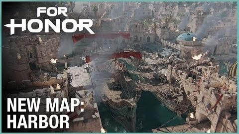 For Honor- Year 3 Season 1 - The Harbor - New Map - Trailer - Ubisoft -NA-