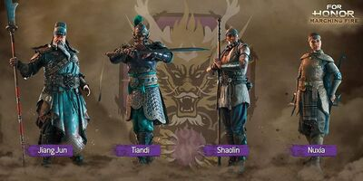 Wu Lin Heroes