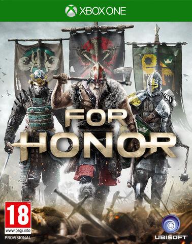 Файл:For Honor Packshot XboxOne.jpg