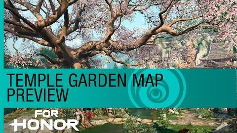 For Honor Season 2- Temple Garden Map Preview -US-