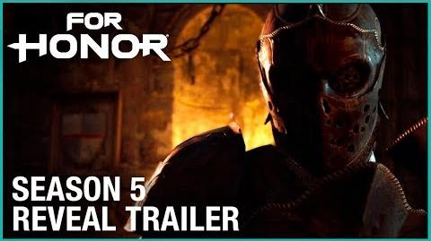 For Honor- Season 5 Age of Wolves - Dedicated Servers, Hero Updates, New Mode - Ubisoft -US-
