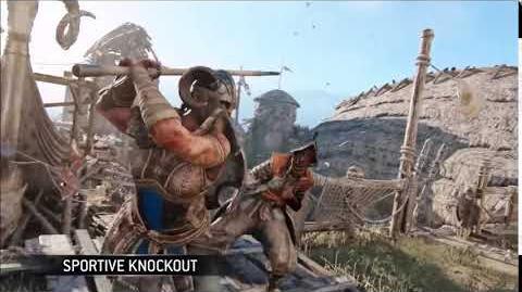 Sportive Knockout
