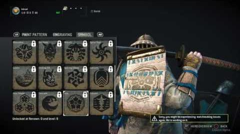 Pinkachu Plays For Honor Closed Alpha - Samurai Kensei Customization
