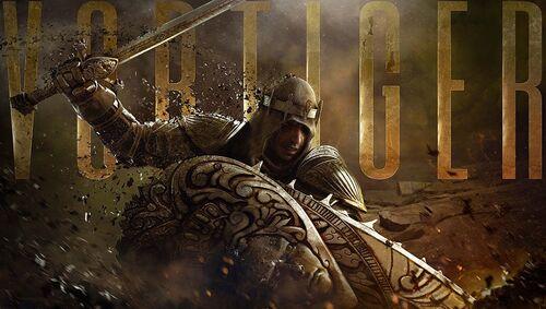 For Honor - Vortiger profile 1