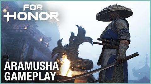 For Honor- Season 4 – Aramusha Gameplay - The Rogue Samurai - Trailer - Ubisoft -NA-