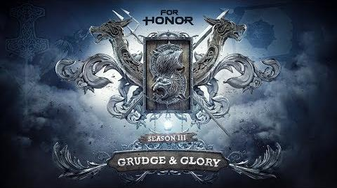 For Honor Season 3 Live Event- Grudge & Glory Reveal