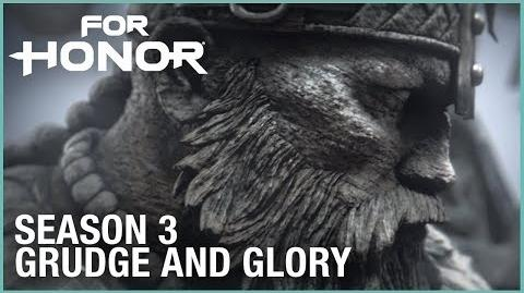 For Honor- Season 3 Teaser Grudge And Glory - Trailer - Ubisoft -US-
