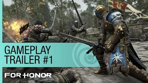 For Honor Multiplayer Gameplay Trailer 1 - E3 2015 US