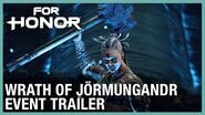 For Honor Wrath of Jörmungandr Cinematic Trailer Ubisoft NA