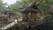 For Honor Canopy - East Shrine