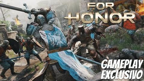 ¡EN GUARDIA! Gameplay exclusivo de For Honor Gamescom 15