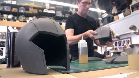 How to Build a Foam Cosplay Helmet! (For Honor game)