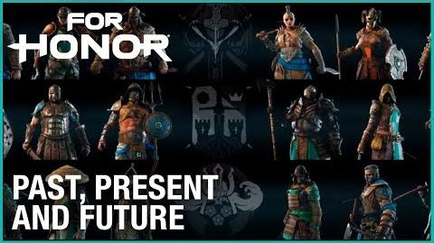 For Honor- Past Present and Future - Trailer- Ubisoft -NA-