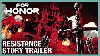 For Honor- Resistance Story Trailer - Ubisoft Forward 2020 - Ubisoft -NA-