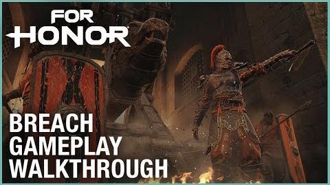 For Honor E3 2018 Breach Gameplay Walkthrough Ubisoft NA