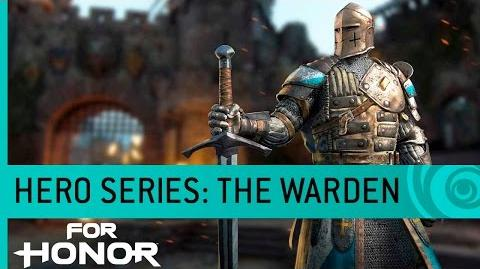 For Honor Trailer The Warden (Knight Gameplay) - Hero Series 3 US
