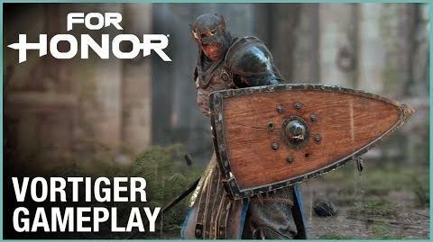 For Honor- Year 3 Season 1 – Vortiger Gameplay Trailer - Ubisoft -NA-