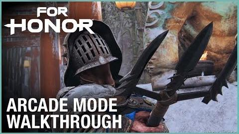 For Honor Gamescom 2018 Arcade Gameplay Walkthrough Trailer Ubisoft NA