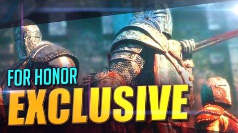 For Honor Exclusive Multiplayer Gameplay Footage - Gamescom 2016 Demo