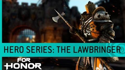 For Honor Trailer- The Lawbringer (Knight Gameplay) - Hero Series -12