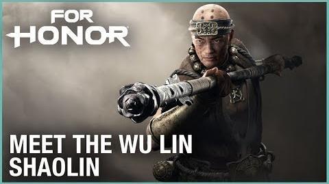 For Honor- Marching Fire - Meet the Wu Lin- Shaolin - Livestream - Ubisoft -NA-