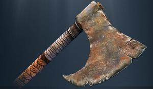 Viking hand axe1