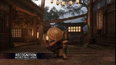 Recognition (Aramusha)