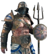 Gladiatorportrait