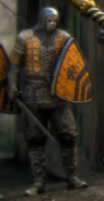 For Honor Knight Soldier