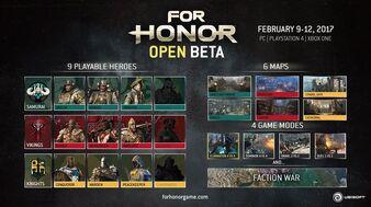 Open Beta info-poster