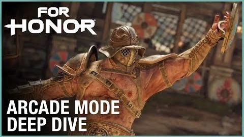 For Honor Marching Fire Arcade Mode Deep Dive Livestream Ubisoft NA