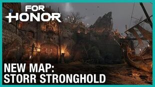 For Honor- Year 3 Season 3 – New Map- Storr Stronghold - Trailer - Ubisoft -NA-