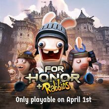 For-honor-plus-rabbids-april-fools-day-2019