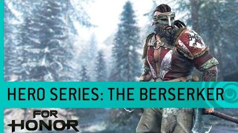 For Honor Trailer The Berserker (Viking Gameplay) - Hero Series 5 US
