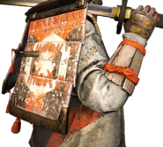 Kensei shoulders