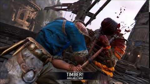 Timber! (Berserker)