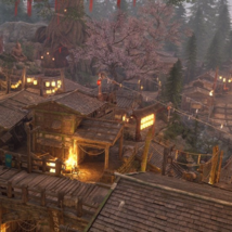 Main Page Map Market Town