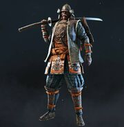 Kensei Held For Honor