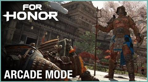 For Honor Gamescom 2018 Arcade Mode Trailer Ubisoft NA