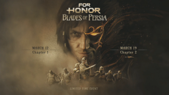 For Honor - Blades of Persia