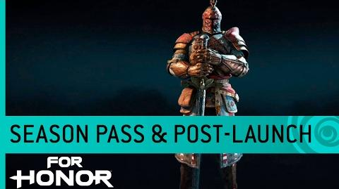 For Honor Trailer- Season Pass & Post Launch (DLC)