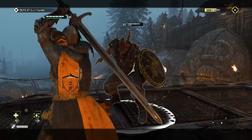 Wolves Among Sheep - Warden vs Gudmundr - first battle