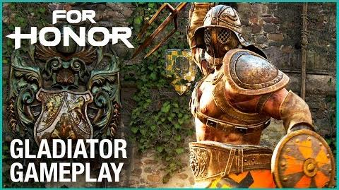 For Honor- Season 3 - The Gladiator Gameplay - Trailer - Ubisoft -US-
