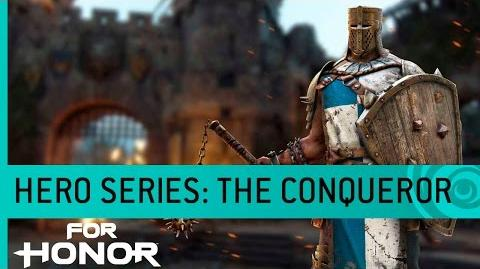 For Honor Trailer The Conqueror (Knight Gameplay) - Hero Series 6 US