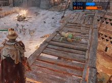 Citadel Gate - Fallen Archer
