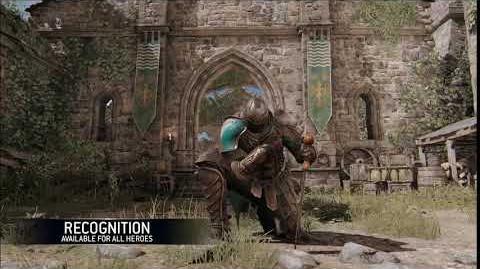 Recognition (Centurion)