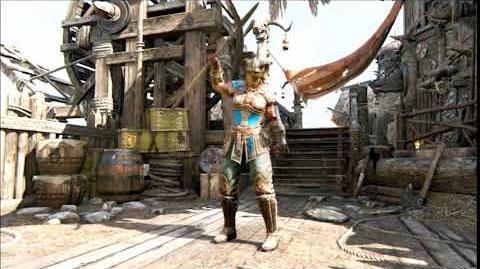 Skyward Spear