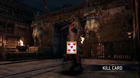 Kill Card (Kensei)